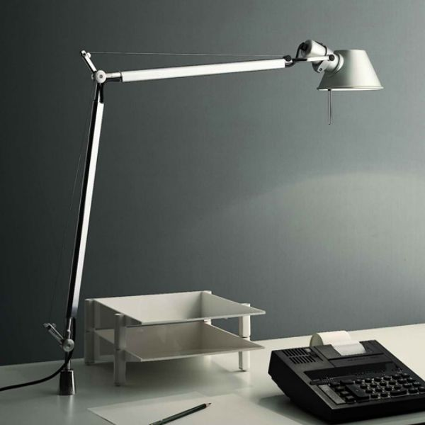 Tolomeo by Artemide #Design #interior  #homedecor #lamp  #workspace