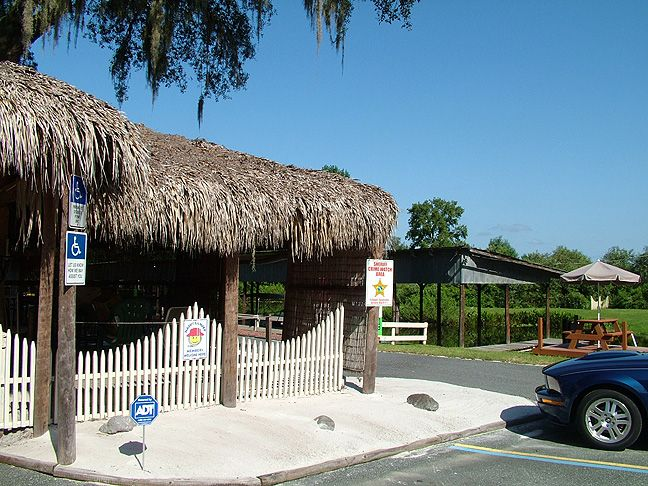 Lake Bryant MH RV Park At Ocklawaha Ocala Florida