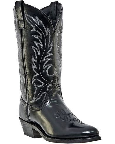 Laredo Classic Western Cowgirl Boots - Round Toe - Country Outfitter
