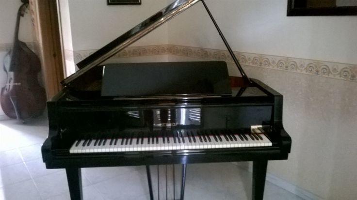 Vendo pianoforte MEZZA CODA Petrof