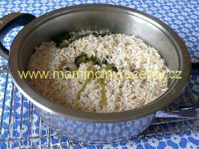 Rýže natural jinak