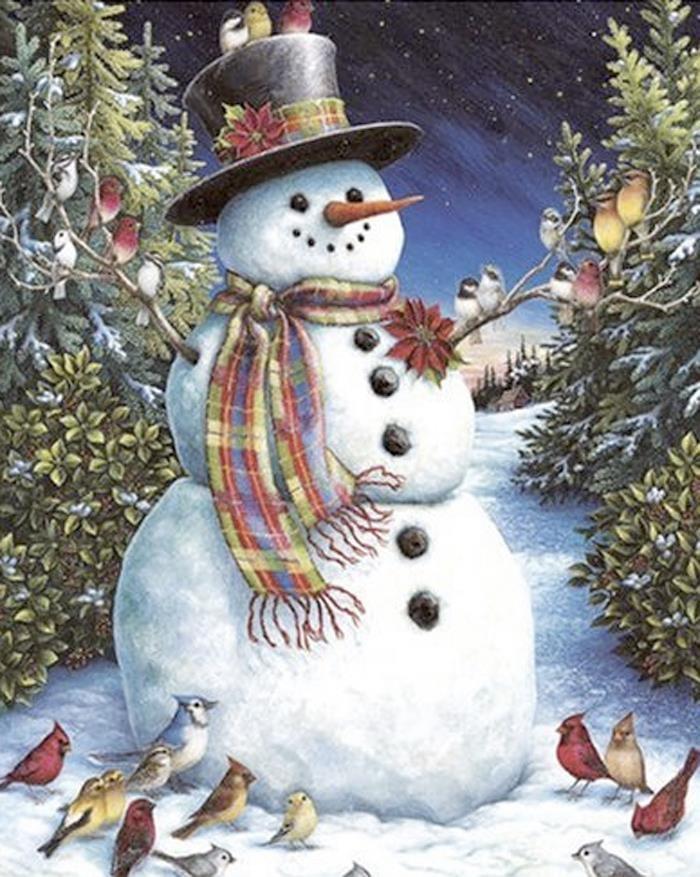 17 Best images about Snowmen on Pinterest   Wooden snowmen ...