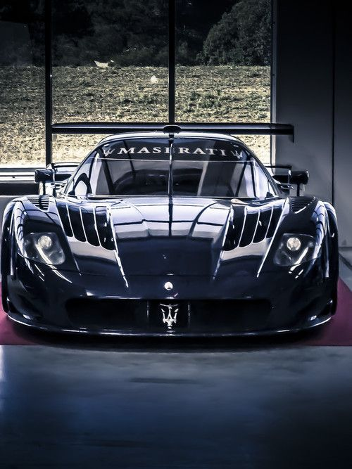 "automotivated: (via 500px / Photo ""Maserati MC12"" by Eric Charles)"