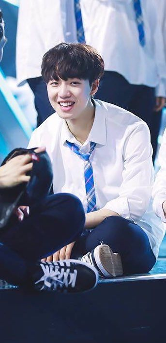 Im Youngmin @Brand new music #PRODUCE101 ss2