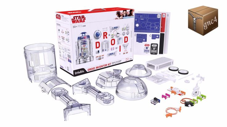 Star Wars R2-D2 Actor Droid Inventor Kit r2d2 Action Figure iPhone & Android | eBay