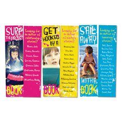 Reading Rewards Bookmarks set 3