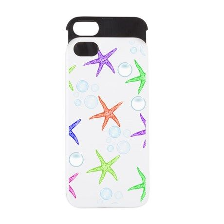STARFISH iPhone 5/5S Wallet Case on CafePress.com