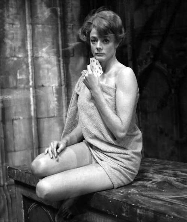That maggie smith nude