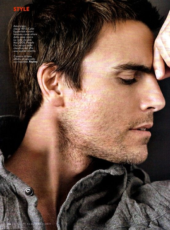 Colin Egglesfield #Celeb #Portrait #Hollywood