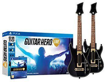 Guitar Hero Live: Double Guitar Bundle (Exclusive to Amazon.co.uk) (PS4): Amazon.co.uk: PC & Video Games