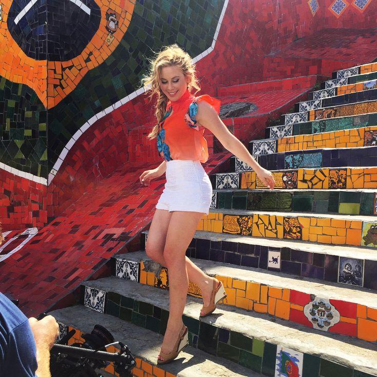 Tara Lipinski's Olympic Guide to Rio de Janeiro