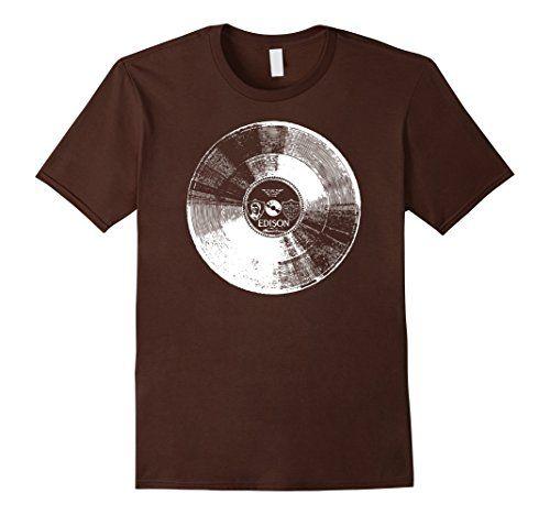 Men's Vinyl LP 33 Record T-shirt - Edison Grammophone Rec... https://www.amazon.com/dp/B01N3CQJJH/ref=cm_sw_r_pi_dp_x_ZLjTybJAPW6MP