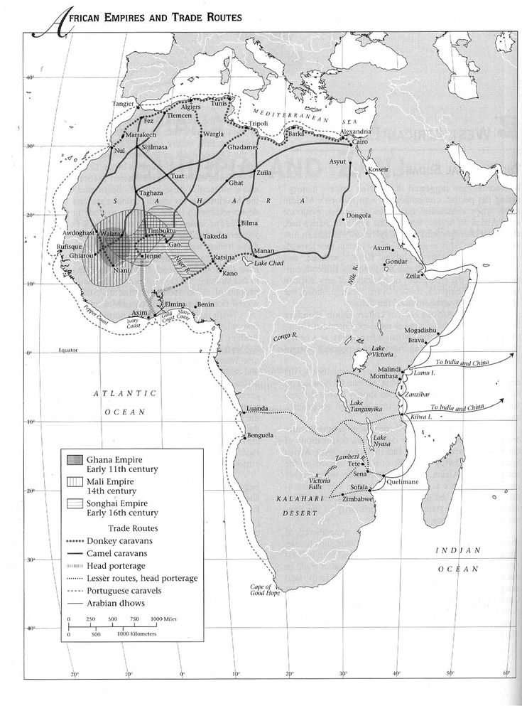 african trade routes History of trade including world trade, trading kingdoms, west africa, vikings in russia, pax mongolica and silk road, hanseatic league, europe's economy, portuguese slave trade, jacques coeur, merchant, china's sea trade, europe's inland waterways.