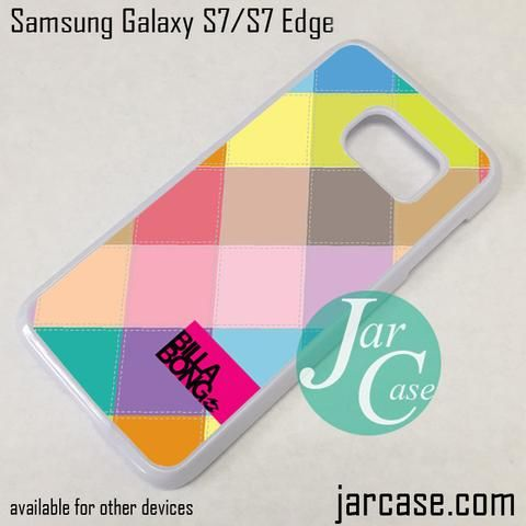 Billabong Australia Phone Case for Samsung Galaxy S7 & S7 Edge