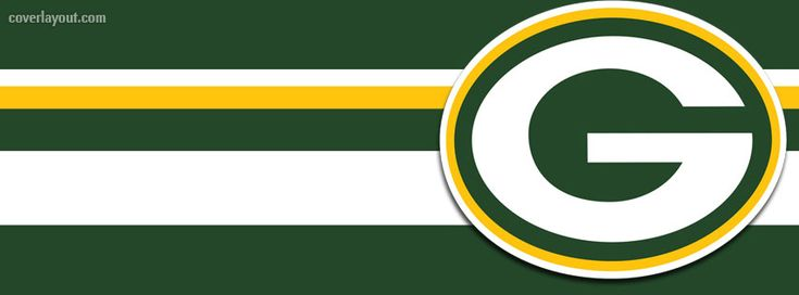 packer logos   NFL Green Bay Packers Logo Facebook Cover Layout