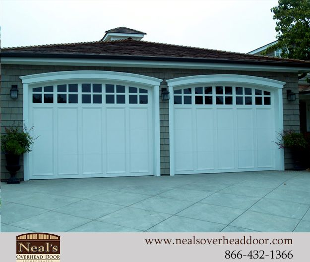 Craftsman Style Custom Garage Doors Designs And Installation