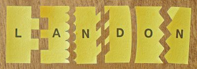 ourhomecreations: Name recognition activities. Free name puzzle printable.