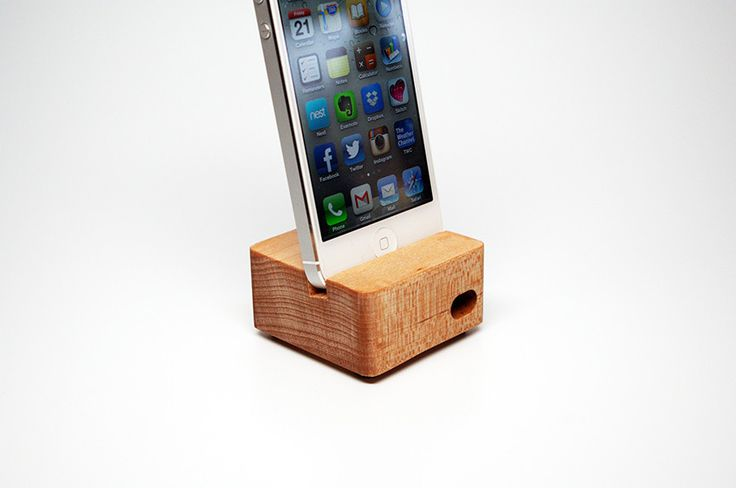 Ecoustik 5 :: iPhone 5 Dock