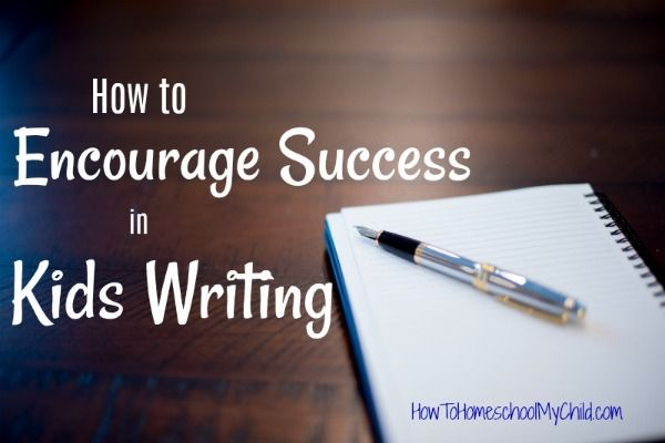 Discover how to encourage success in YOUR kids writing on this FREE Back to School workshop
