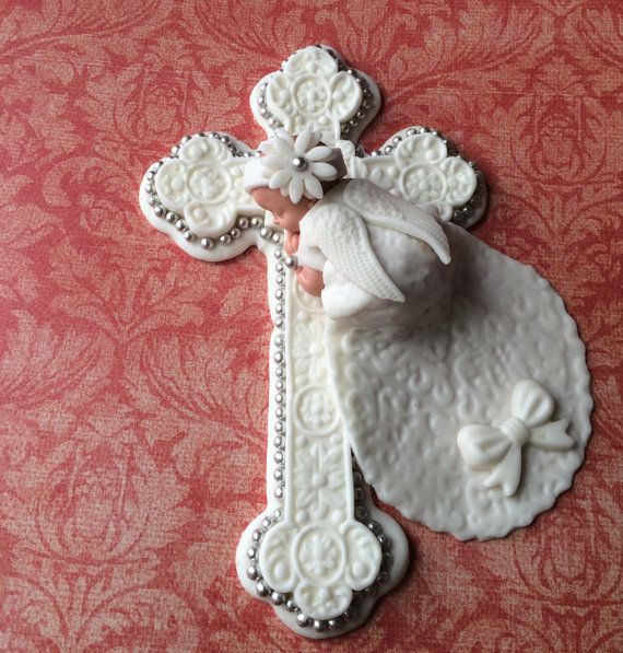 Cake Toppers Baby Christening : Best 25+ Christening cake toppers ideas on Pinterest ...
