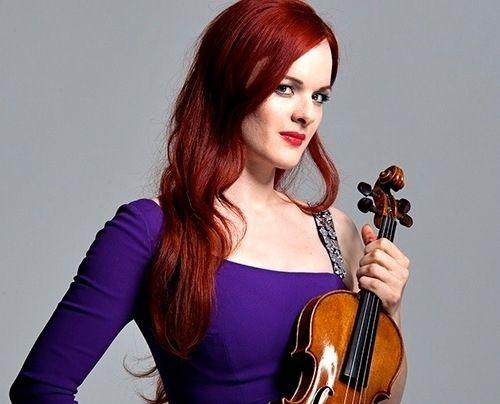 Rachel Kolly d'Alba: una delle migliori violiniste contemporanee in concerto a Roma