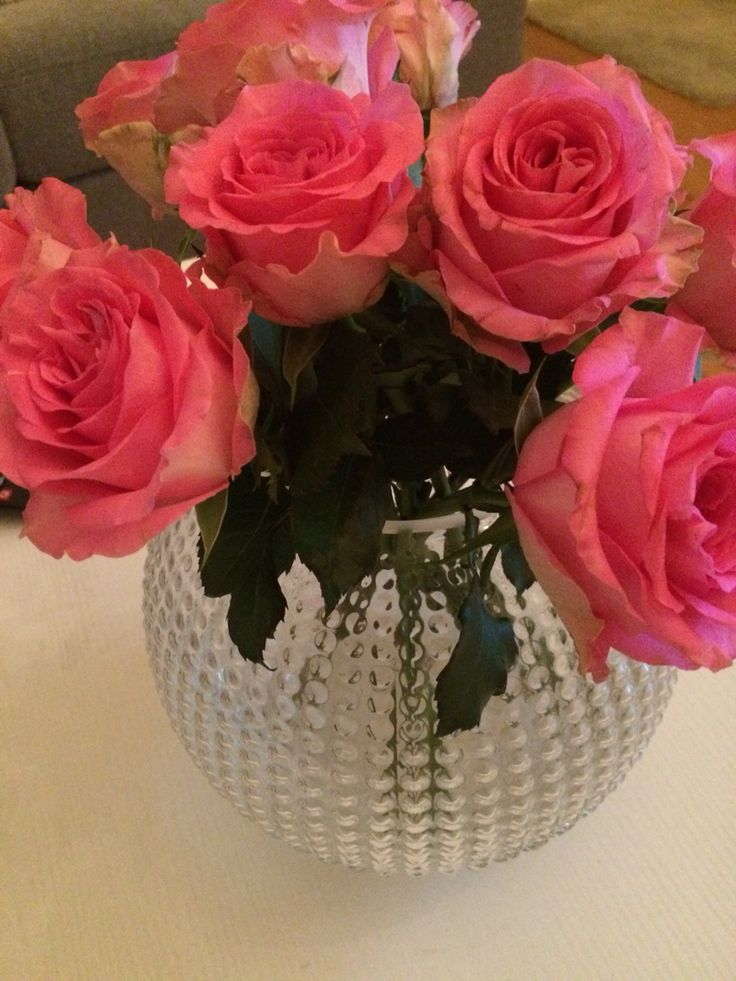 Vase fra bohus