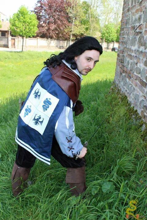 Personaggio: Rocco Tiepolo Gioco: Assassin's Creed 2 Brotherood