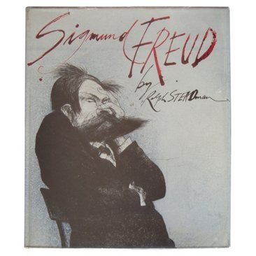 Check out this item at One Kings Lane! Sigmund Freud by Ralph Steadman