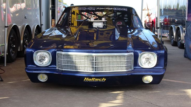 Street Outlaws Doc 1970 Monte Carlo