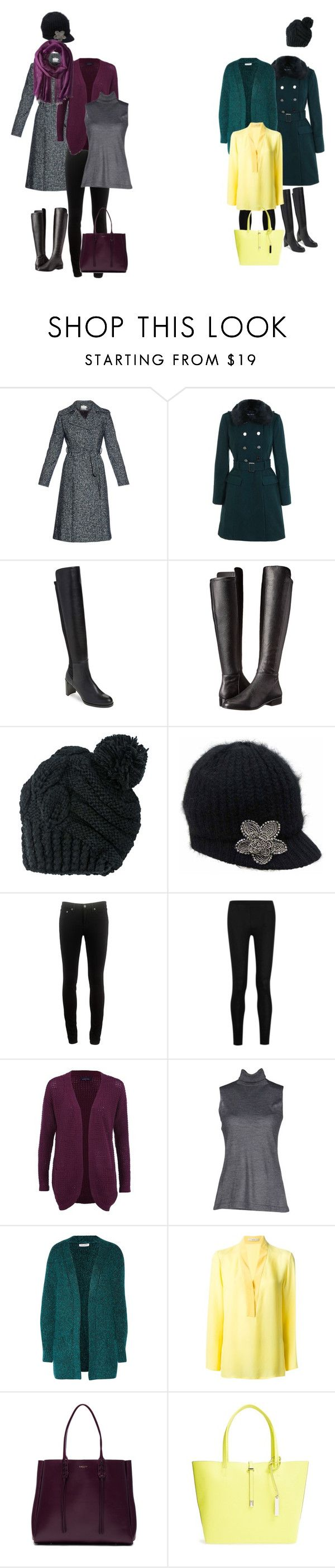 """winter style"" by havlova-blanka on Polyvore featuring Goat, Miss Selfridge, Stuart Weitzman, MICHAEL Michael Kors, rag & bone, Donna Karan, ONLY, Pringle of Scotland, Opening Ceremony and Etro"