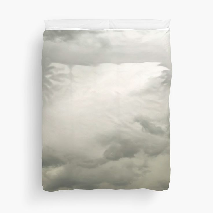 Something a little different if you love looking at the sky then you will love this cloudy designed duvet cover.