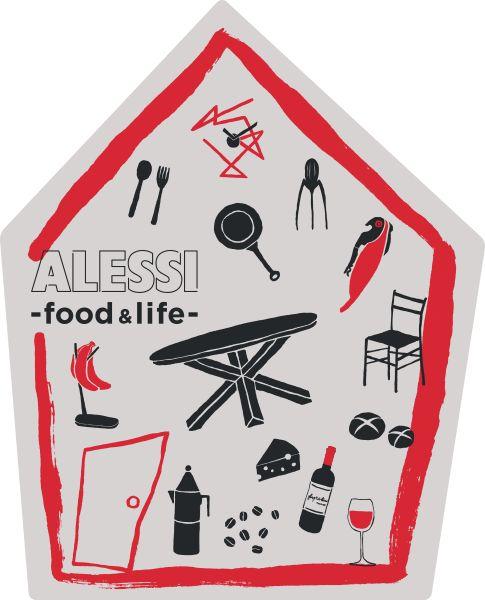 ALESSI - FOOD & LIFE