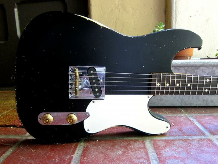Custom Esquire-Stratocaster w/Fender Telecaster Neck & Klein Nocaster Pickup VIDEO - The Gear Page