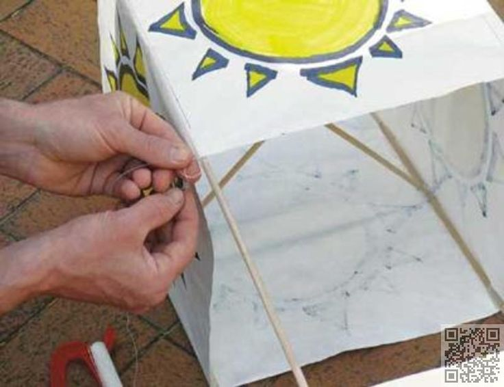 how to build a kite easy