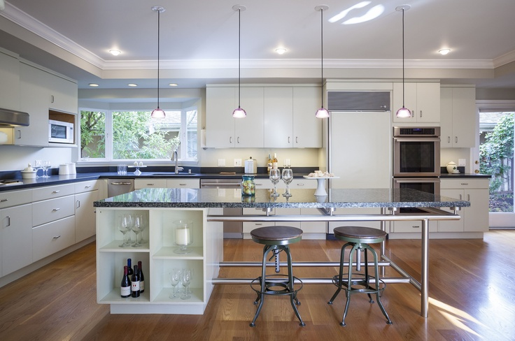 Oakland Contemporary Kitchen.
