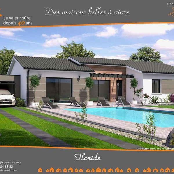 22 best maisons toit plat images on pinterest mobile for Modele de maison a construire