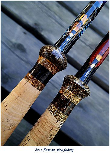 17 best images about rod building hengelbouw on for Custom fishing rod building
