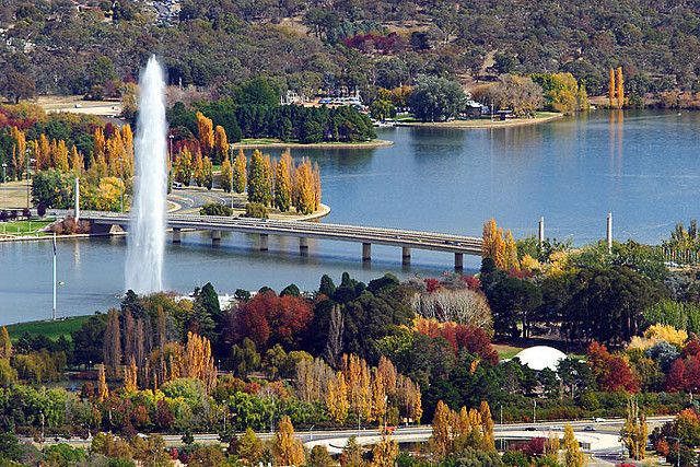 Canberra | Canberra, Lake Burley Griffin