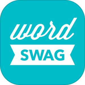 Word Swag - Cool fonts, typography generator, creative quotes, and text over pic editor! by Oringe Photo & Fonts Caption Co.