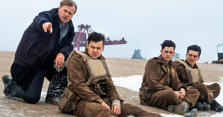 Christopher Nolan Calls Dunkirk Cast One of the Greatest Ever -- Christopher Nolan isn't shy when it comes to heaping praise on the ensemble cast he put together for his WWII thriller Dunkirk. -- http://movieweb.com/dunkirk-movie-2017-greatest-cast-christopher-nolan/