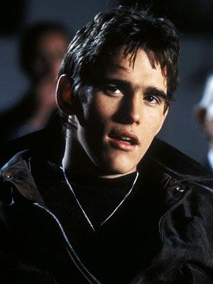 "Matt Dillon as Dallas ""Dally"" Winston in ""The Outsiders"" based on the novel by S.E. Hinton"