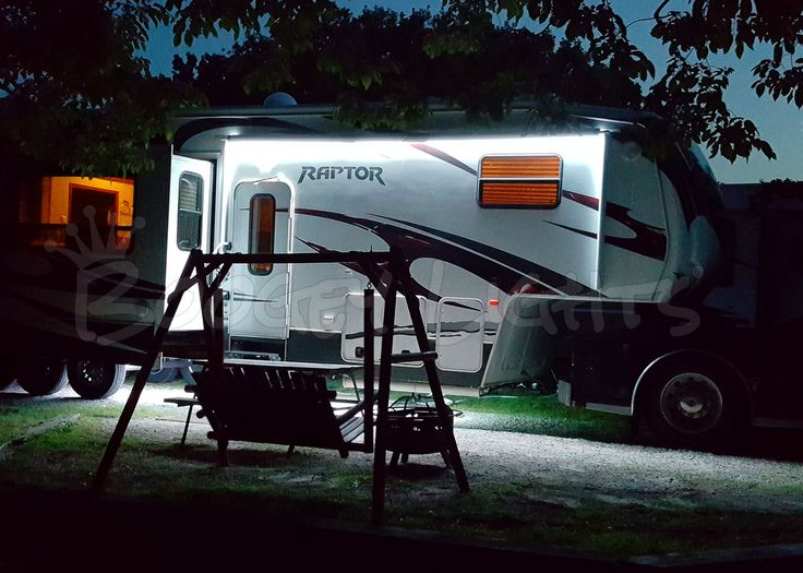 17 Best Ideas About Awning Lights On Pinterest Camper