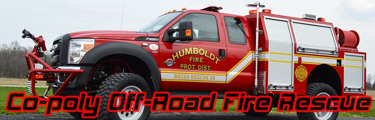 Location: Humboldt, IL Chassis: 2015 Ford F550 Super Cab Engine: 6.7L V8 Diesel 1st Attack Engineering, Inc. Co-poly Off-Road Fire Rescue Conversion: Co-polymer body with storage compartments Front Brush … Continue Reading →