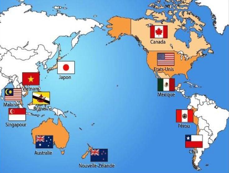 Routier Revendicateur: Partenariat Trans-Pacifique PTP/TPP