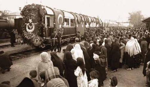 Atatürk'ün son bir yılı / 1 - Foto Galeri