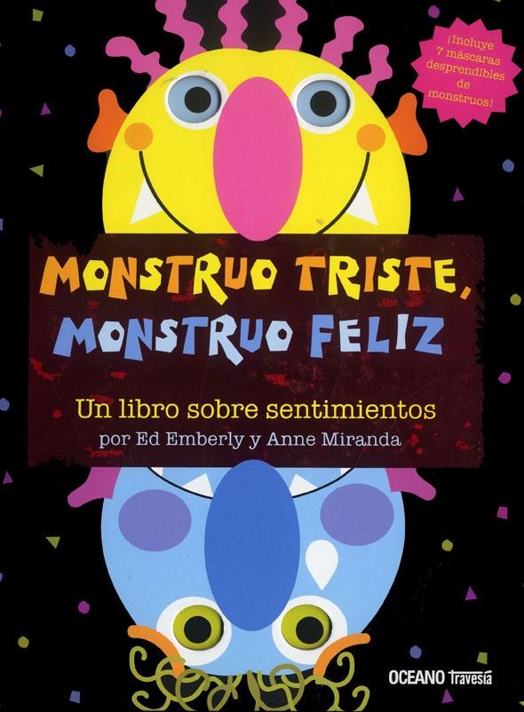 Emociones. Felices, tristes, enojados... ¡También los monstruos tienen muchos sentimientos!En este innovador libro desplegable, el pequeño lector encontrará una colección de ingeniosas máscaras que representan los diferentes humores y sentimientos que experimentan todos los monstruos (¡y, por supuesto, también los niños!).