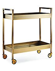 Brands   Dining   Trolley Styled Bar Cart   Hudson's Bay