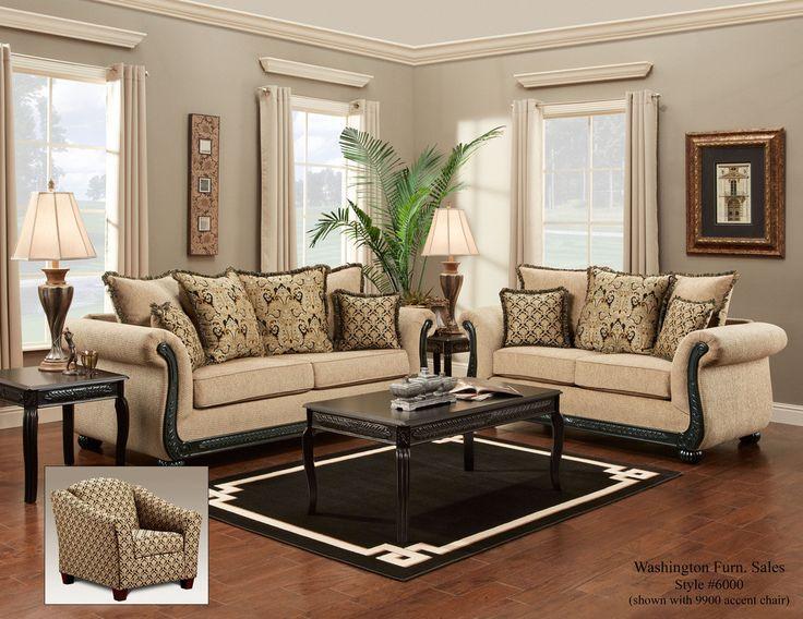 Elegant Living Room Set   dream hOUSE   Pinterest ...