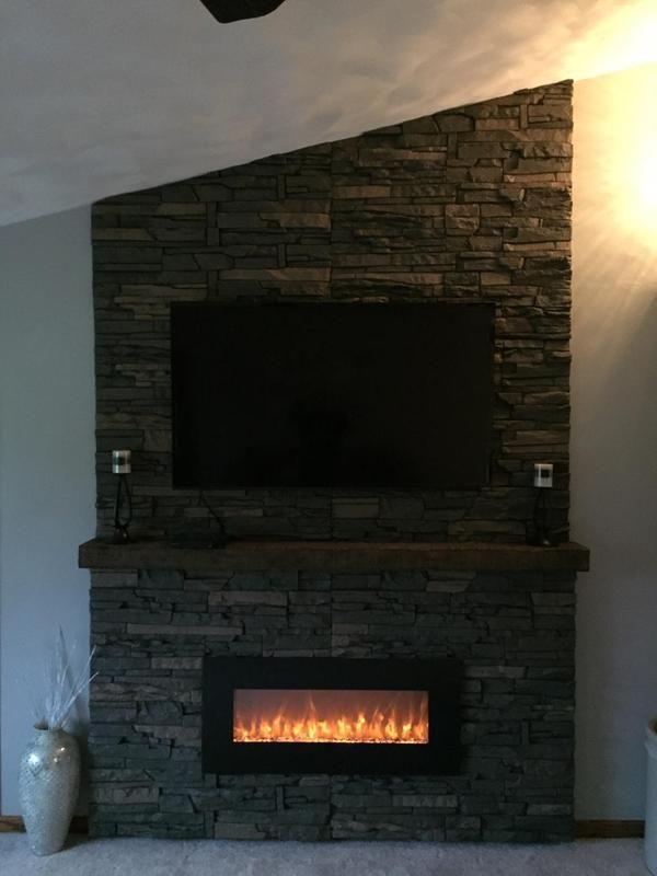 Pillar And Column Kits Kenai Genstone Usa And Canada Faux Stone Fireplaces Faux Stone Panels Stone Accent Walls