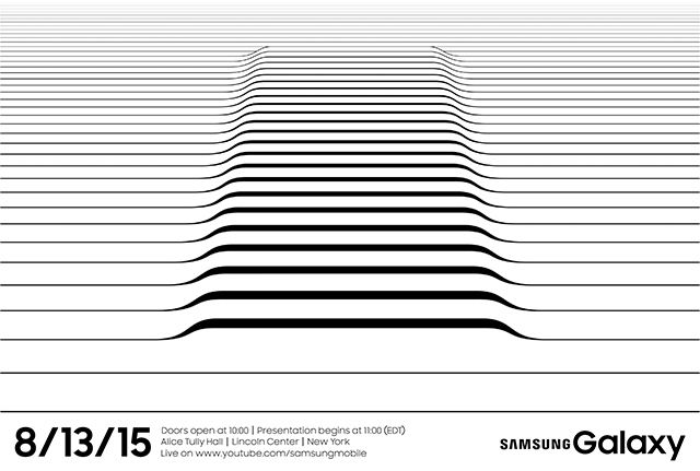 Samsung Set To Unveil New Galaxy Note Smartphone On August 13
